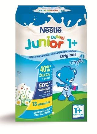 NESTLÉ Junior mléko 1+ 700 g