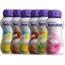 Nutridrink balíček 5+1 6x200 ml cena od 255 Kč