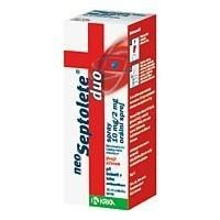 Neoseptolete Duo Spray 1x30 ml cena od 93 Kč