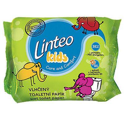 Melitrade Toaletní papír LINTEO Kids vlhčený