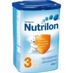Nutrilon 3 Bez příchuti 800 g