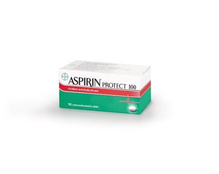 Aspirin Protect 100 98x100 mg cena od 129 Kč