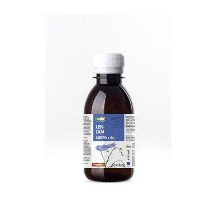 Len 100% olej 200 ml