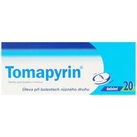 Thomapyrin 20 tobolek cena od 85 Kč