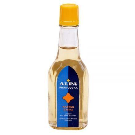Alpa francovka kaštan 60 ml
