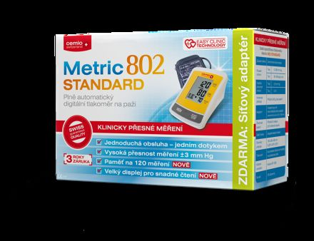 Cemio Metric 802
