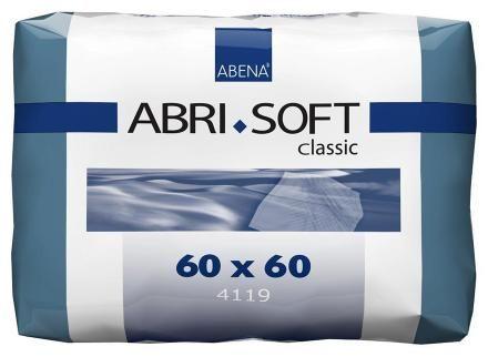 inkontinentní podložky Abri Soft 60x60cm 25 ks