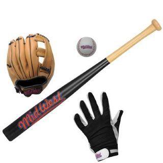 Mid West Baseball Set