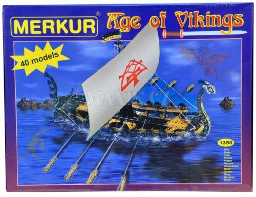 Merkur Age of Vikings 40