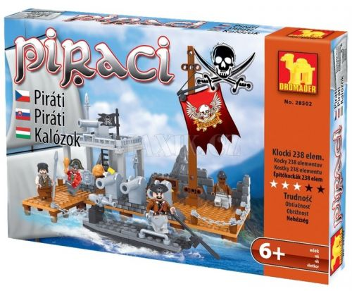 Dromader Piráti 27502