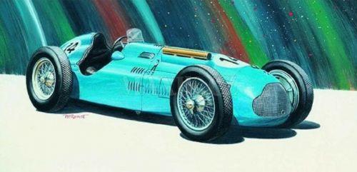 Směr Lago Talbot Grand Prix 1949