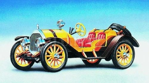 Směr Mercer Raceabout 1912