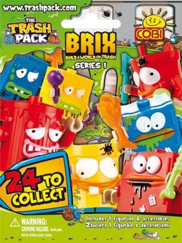 Cobi Trash Pack Figurka v sáčku 6248 cena od 56 Kč