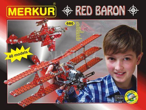 MERKUR Red Baron 40