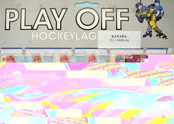 Stiga hokejový tým Kanada