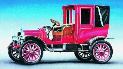 Směr Packard Landaulet 1912