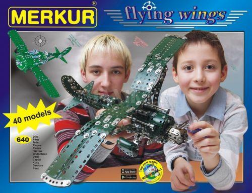 MERKUR Flying wings 40 cena od 1169 Kč