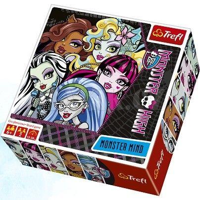 Trefl Monster Mind - Monster High