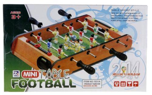 Alltoys Stolní fotbal 40x24x6,8 cm