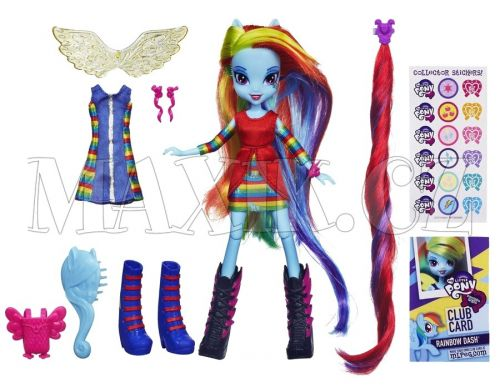 My Little Pony Equestria Girls s doplňky cena od 0 Kč