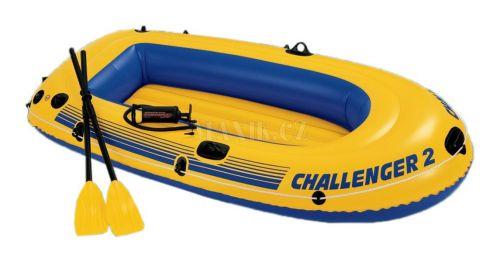 Intex 68367 Člun Challenger 2 cena od 938 Kč