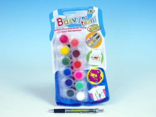 Creatoys Barvy na textil