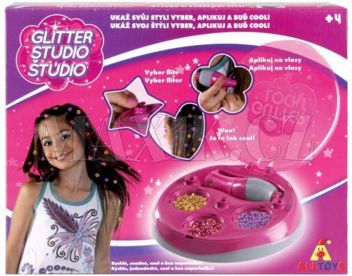 Alltoys Glitter Studio cena od 0 Kč