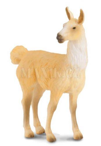 Collecta Lama 8 cm cena od 59 Kč