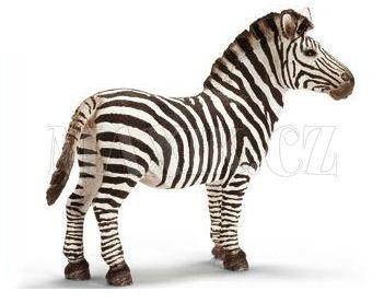 Schleich Zebra samec 14391 cena od 130 Kč