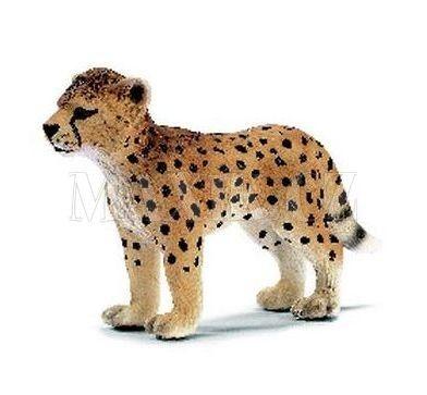 Schleich Gepard mládě 14327 cena od 73 Kč