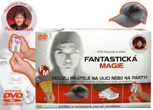 HM Studio Fantastická magie 100 triků cena od 500 Kč