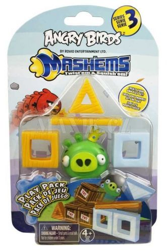 EP Line: Angry Birds Mash´ems hrací sada - EP Line cena od 169 Kč