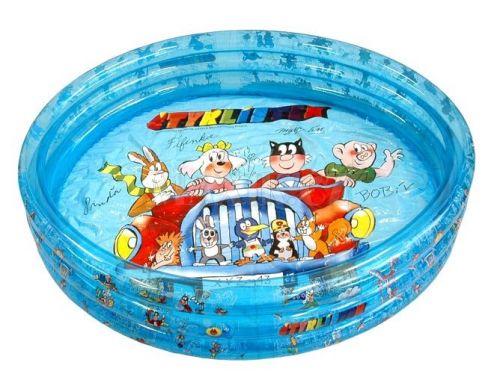 Teddies Nafukovací bazén Čtyřlístek cena od 224 Kč