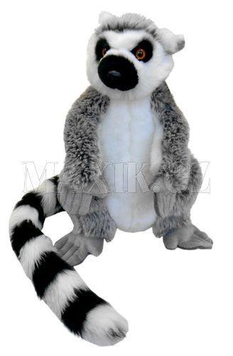 Lamps Plyšový lemur cena od 378 Kč