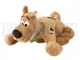 Spin Master Scooby Doo plyš ležící cena od 0 Kč