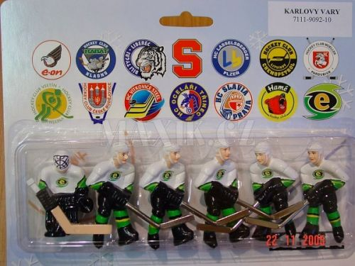 Stiga Karlovy Vary figurky