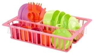 Ecoiffier Odkapávač s nádobím cena od 99 Kč