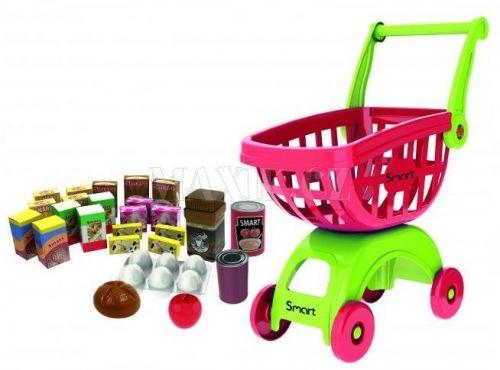 Halsall Nákupní vozík s doplňky Smart cena od 0 Kč