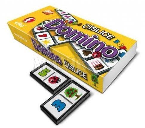 Efko Domino číslice cena od 62 Kč