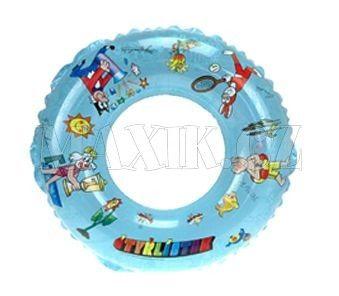 Teddies Nafukovací kruh Čtyřlístek cena od 42 Kč