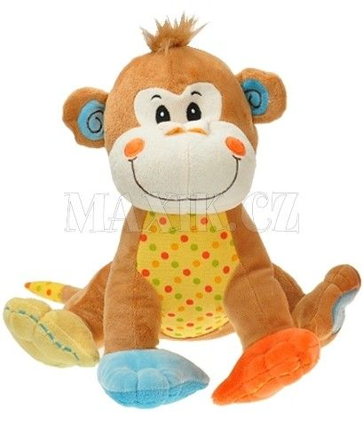 Teddies Opice sedící 28 cm cena od 0 Kč