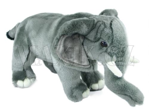 Rappa Plyšový slon 40 cm cena od 399 Kč