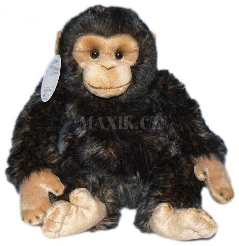 Lamps Plyšový šimpanz cena od 364 Kč