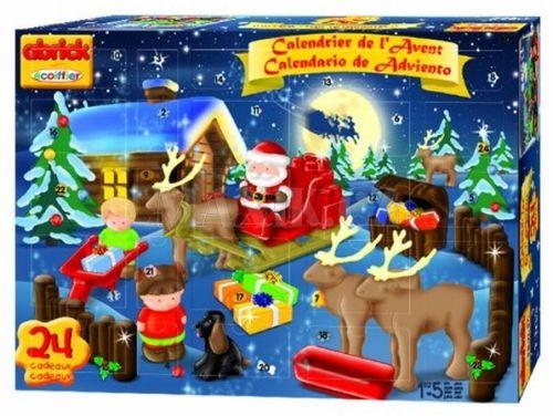 Abrick Adventní kalendář 3115