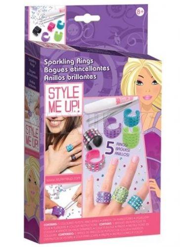 Wooky Style Me Up Prstýnky s kamínky cena od 119 Kč