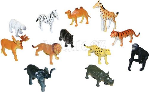 Rappa Zvířata divoká v sáčku cena od 66 Kč