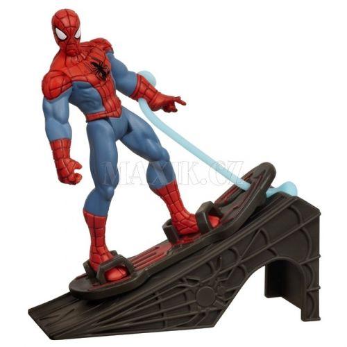 Hasbro Spiderman Rocket Ramp cena od 199 Kč