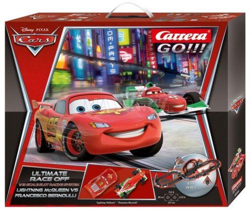 Carrera GO! Disney Cars 2