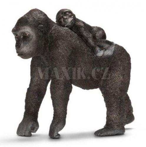 Schleich gorila 14662 cena od 140 Kč