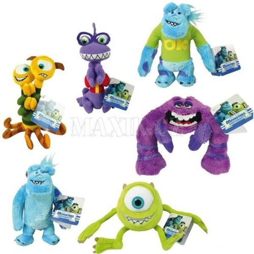 XXL obrazek Spin Master Monsters University plyš